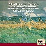 チャイコフスキー&ドヴォルザーク:弦楽セレナード - デイヴィス(サー・コリン)