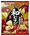 【大幅値下がり!】東ハト 和むすび香る醤油味 58g ×12袋が激安特価!