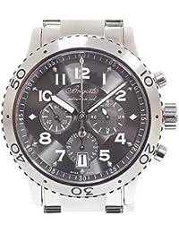 [ブレゲ] BREGUET メンズ腕時計 トランスアトランティック タイプXXI 3810ST/92/SZ9 グレー文字盤【中古】
