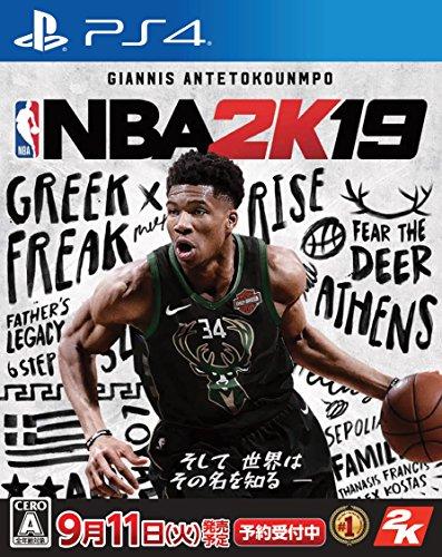 NBA 2K19 通常版