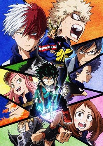 「僕のヒーローアカデミア」2nd Vol.1(初回生産限定版) [DVD]