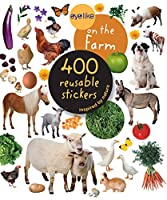 Eyelike on the Farm Stickers: 400 Reusable Inspired by Nature Stickers (Eyelike Stickers)