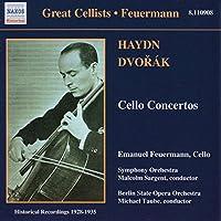 Haydn / Dvorak Cello Concertos