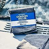 モンベル 手袋 GORDON MILLER マイクロファイバー クロス S グレー 10枚セット