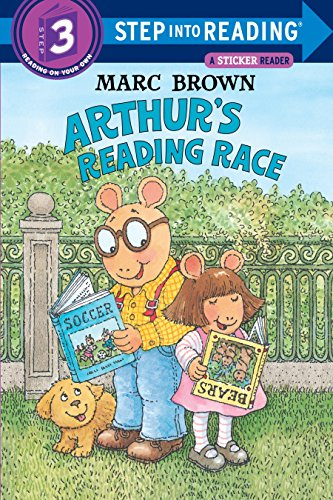 Arthur's Reading Race (Step into Reading)の詳細を見る