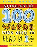 100 Words Kids Need to Read by 1st Grade (100 Words Workbook) -