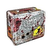 水瓶座ゾンビサバイバルティンランチボックス  Aquarius Zombie Survival Tin Lunch Box