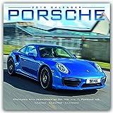 2018年カレンダー「Porsche Calendar」ポルシェ 911, カレラGT 他