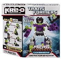 トランスフォーマー KRE-O マイクロ チェンジャー コンバイナー デバスター