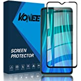 KONEE Xiaomi Redmi Note 8 Pro フィルム 【2枚セット】 3D全面保護 高透過率 硬度9H 超薄 気泡ゼロ 飛散防止 3D Touch対応 貼り付け簡単 ラウンドエッジ加工 フルカバー Xiaomi Redmi Note