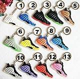 ナイキ ゴルフシューズ Nike Foamposites mini-shoeキーチェーン