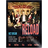 NCT Dream Reload Album (Ridin' Version) CD+Folding Poster On Pack+Booklet+Photocard+Circle Card+(Extra 5 NCT Photocards)