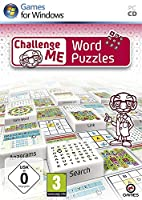 Challenge Me Word Puzzles (PC CD) (輸入版)