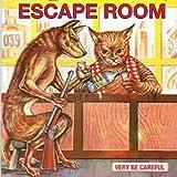 ESCAPE ROOM [国内盤CD・ 初回限定3Dメガネ付き] (UNCL015) 画像