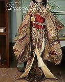 ドール 1/3女用衣装★ドール衣装★人形衣装★3分女用★62cm女★BJD/SD ドール用★球体関節人形★古式衣装★日本振袖着物★大女用