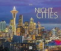Night Cities 2018: Jahreskalender