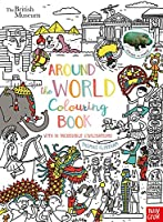 British Museum: Around the World Colouring Book (Colouring Books)