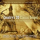 CountryS Top 20 Gospel Songs Of The Century / Var