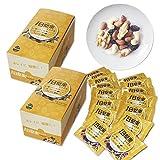 1日堅果 ミックスナッツ(新鮮な原料4種 アーモンド40% 生くるみ 20% カシューナッツ 20% レーズン 20%)2箱(20gx30袋)1袋94.4円