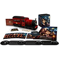 (1000セット限定生産/シリアル番号入り)ハリー・ポッター 8-Film ホグワーツ・エクスプレス コレクターズBOX…