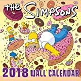 The Simpsons Official 2018 Calendar - Square Wall Format (Calendar 2018)