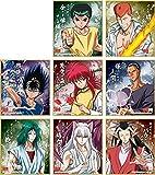 幽☆遊☆白書 ビジュアル色紙コレクション BOX商品 1BOX=8個入り、全8種類