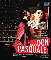 Don Pasquale / [Blu-ray] [Import]