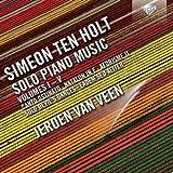 Simeon Ten Holt: Solo Piano Music Vol. 1-5