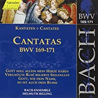 Cantatas Bwv169-171