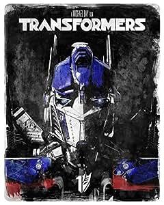 トランスフォーマー スチールブック仕様ブルーレイ(数量限定) [Blu-ray]