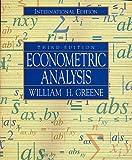 Econometric Analysis (Prentice Hall international editions)