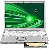 パナソニック CF-SV9HDSQR Let`s note SV9 店頭(Core i5-10210U/SSD256GB…