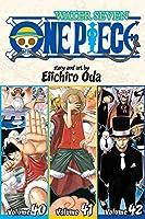 One Piece (Omnibus Edition), Vol. 14: Includes vols. 40, 41 & 42 (14)