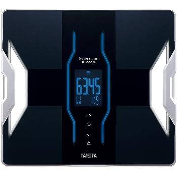 タニタ 体組成計 インナースキャンデュアル RD-901-BK(ブラック) iPhoneアプリで健康管理/最小表示50g