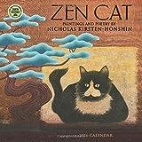 Zen Cat Paintings and Poetry 2016 Calendar