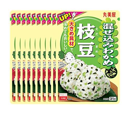 混ぜ込みわかめ 枝豆 袋入(31g)