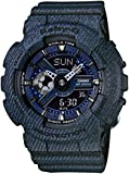 [カシオ]CASIO 腕時計 BABY-G DENIM'D COLOR BA-110DC-2A1JF レディース