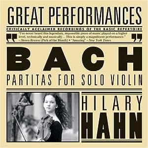 Hilary Plays Bach