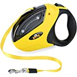 Pet Neat Retractable Dog Leash with Break and Lock Button - Free eBooks - Premium Quality - 10 Ft - Suitable for Small and Me