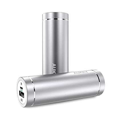 Aukey AIPower 超小型 5000mAh モバイルバッテリー PB-N37