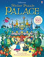 Sticker Puzzle Palace (Sticker Puzzles)