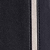 iPhone7ケース iphone7ケース 手帳型,Fyy [RFIDブロッキング] 100%手作り 高級PUレザー ケース 手帳型 スマホケース スマホカバー 横開き 財布型 カバー カードポケット スタンド機能 マグネット式 スマートフォンケース ブラック