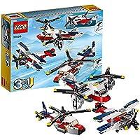 レゴ (LEGO) クリエイター?ツインブレード?アドベンチャー 31020
