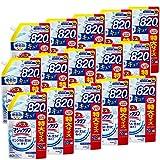【ケース販売】バスマジックリン 風呂洗剤 泡立ちスプレー SUPERCLEAN ニオイ残らない 詰め替え 820ml×15個