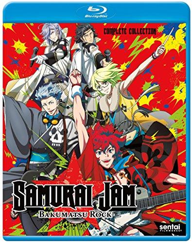Samurai Jam - Bakumatsu Rock /...