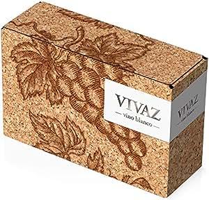 【Amazon.co.jp限定】 スペインのフレッシュでまろやかな上質白ワイン バッグインボックス VIVAZ (ビバズ) [ 白ワイン 辛口 スペイン 3000ml ]