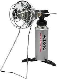 ソト(SOTO) フィールドヒーターボンベセット ST-801