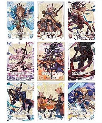 グランブルーファンタジー クリアカードコレクションガム 初回限定版 16個入りBOX (食玩)