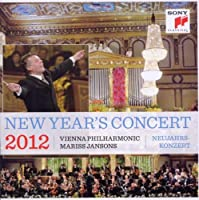 Neujahrskonzert: New Year's Concert 2012 by Mariss/Wiener Philharmoniker Jansons (2012-01-17)