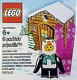 レゴ ペンギンスーツの女の子 ミニフィギュア LEGO Penguin Suit Girl 5005251